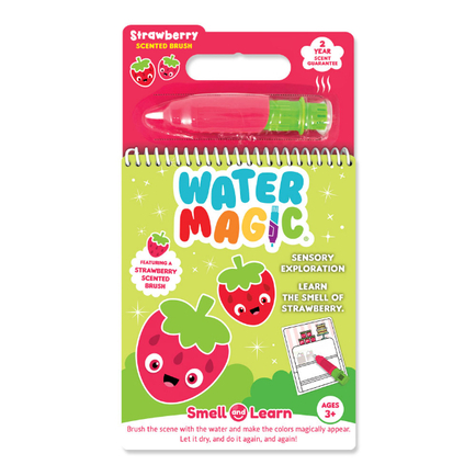 Smell and Learn Water Magic Activity Sets Strawberry