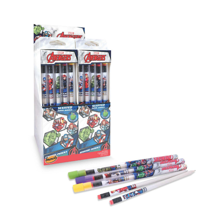 Avengers Smencils Sets (of 5)