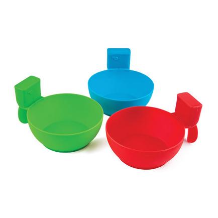 Toilet Cereal Bowl 3pk