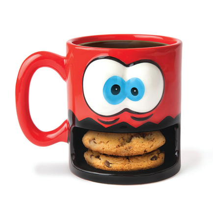 Crazy for Cookies Coffee Mug