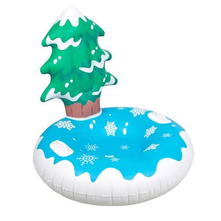 Winter Tree Snow Tube