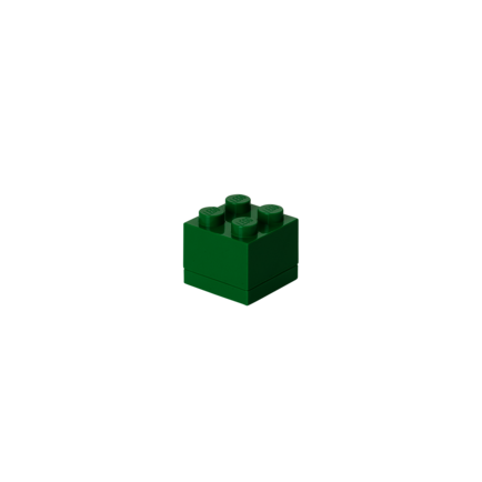 Mini Block 4 Green