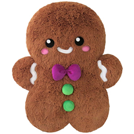 Comfort Food Gingerbread Man