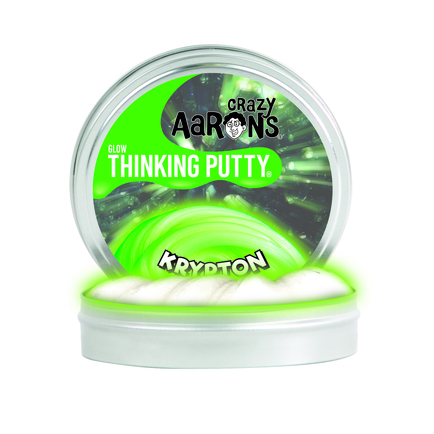 Krypton - Glow in the Dark 4 inch tin