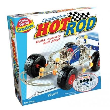 Construct-A-Hot Rod