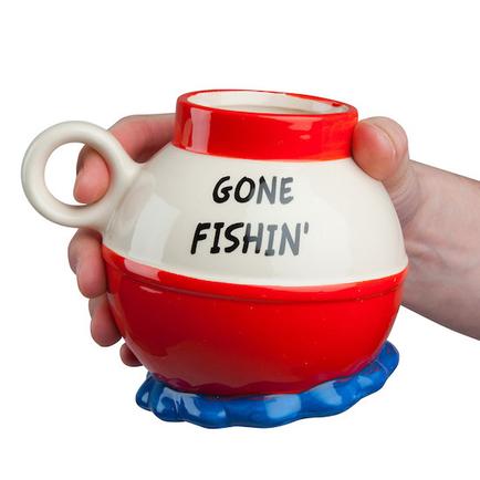 Fishing Bobber Mug