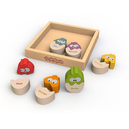 Colour 'N Eggs