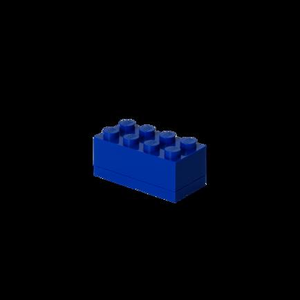 Mini Block 8 Blue