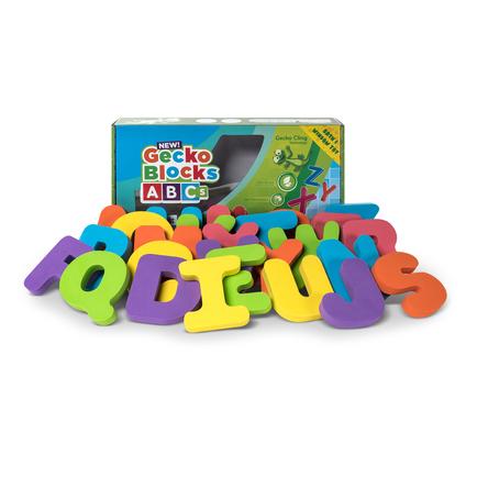 Gecko Blocks ABC's