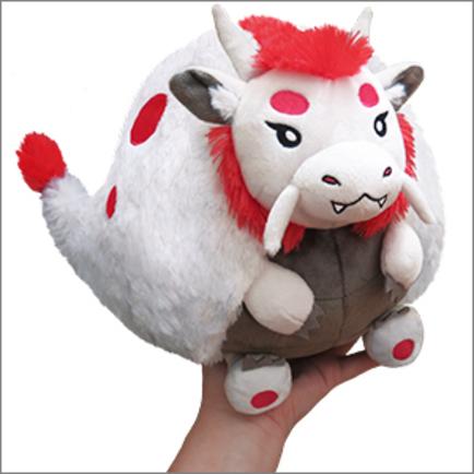 Mini Squishable Japanese Dragon Limited