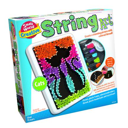 String Art- Cats
