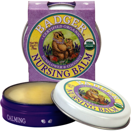 Nursing Balm 21g tin