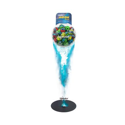 Moon Ball Acrylic Dump Bin