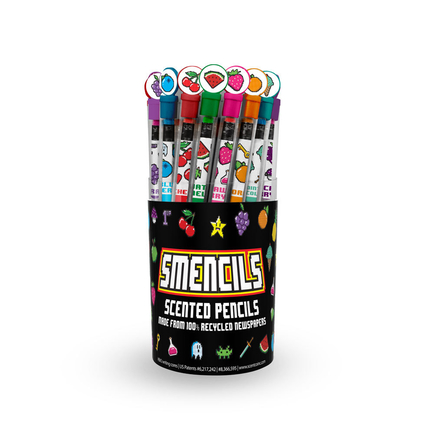 Gamer Smencils (Cylinder of 50)