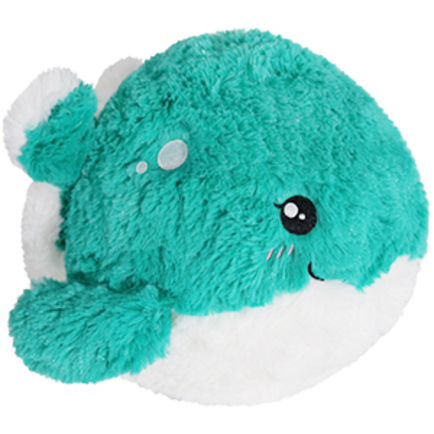 Mini Squishable Whale, Limited Edition