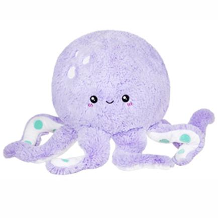Cute Octopus Purple