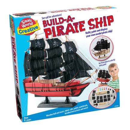 Build-A-Pirate Ship