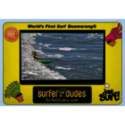 Surfer Dudes Video Display Monitor 7