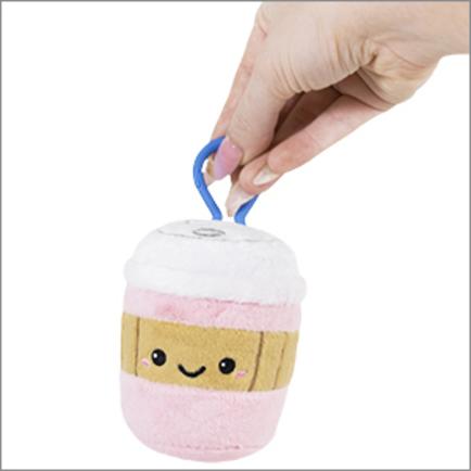 Micro Coffee Cup--Pink
