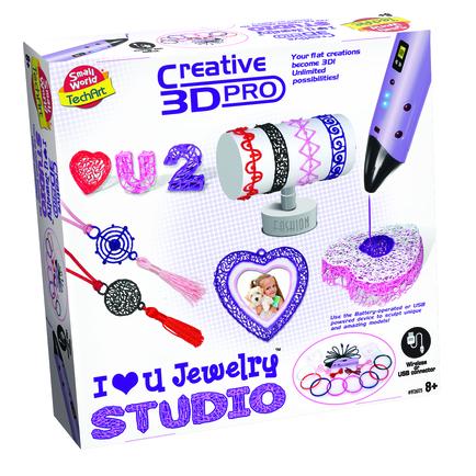 3D Printing Pen - Jewelry Art