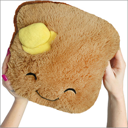 Mini Squishable Toast