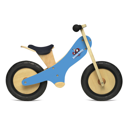 Kinderfeets Blue Chalkboard bike with chalk!