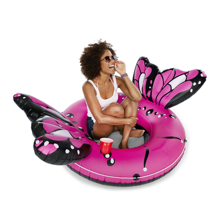 Giant Butterfly River Tube