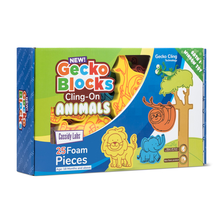 Gecko Blocks Animals
