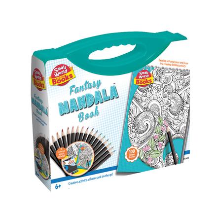 Fantasy Mandala Book