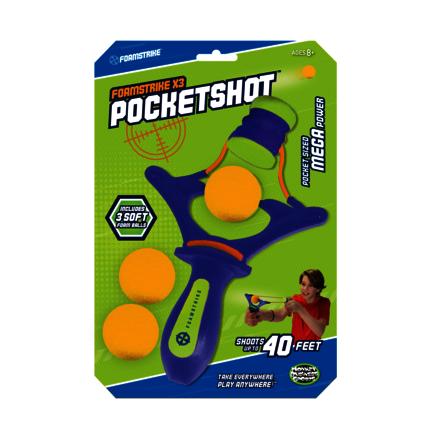 Foam Strike Pocket Shot