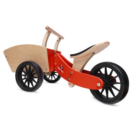 Kinderfeets Cargo Trike Red