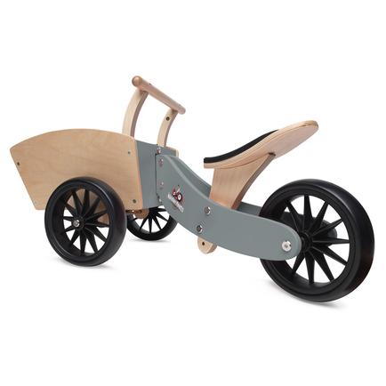 Kinderfeets Cargo Trike Grey