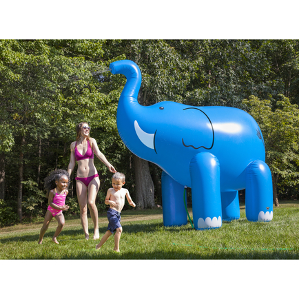 Ginormous Elephant Yard Sprinkler