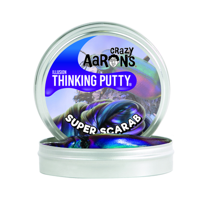 Super Scarab - Super Illusions 4 inch tin
