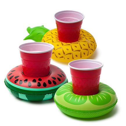 Tropical Fruit Drink Float 3pk(Pin, Lime Wmelon)