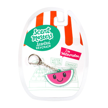 Scented Keychains Watermelon
