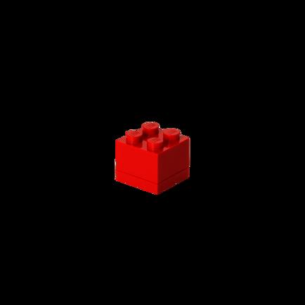 Mini Block 4 Red