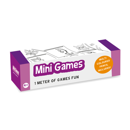 Mini Games Roll