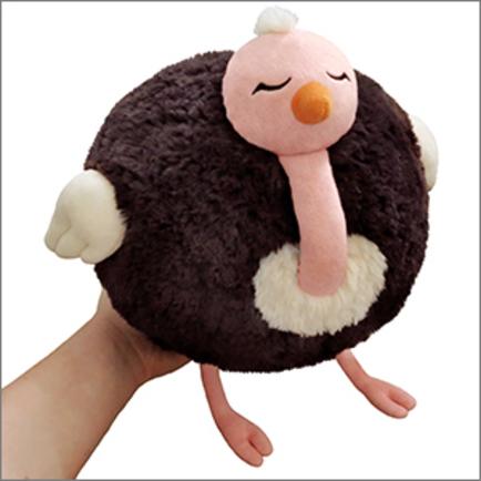 Mini Ostrich