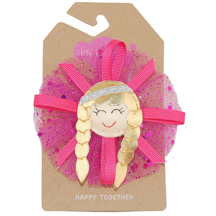 Tulle Pink Princess