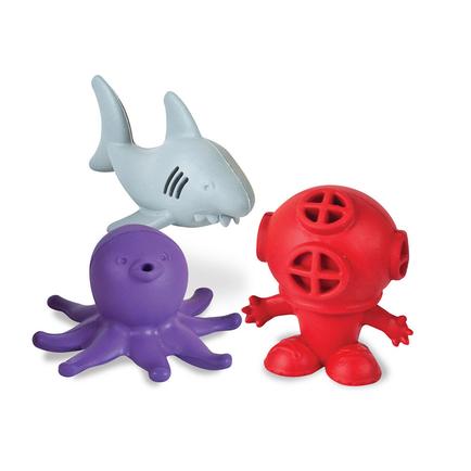 Dunk & Dive Bathtub Characters
