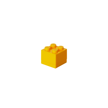 Mini Block 4 Yellow