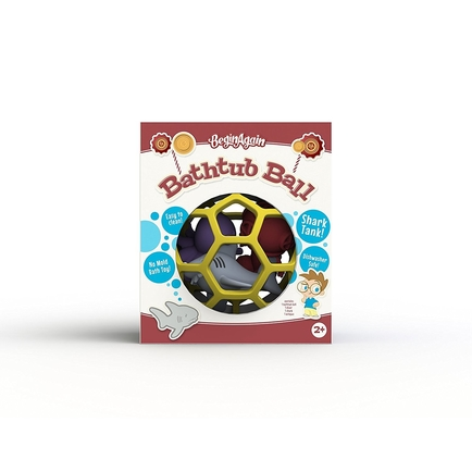 Bathtub Ball - Shark Tank