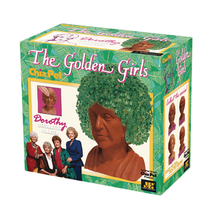 Chia Golden Girls- Dorothy