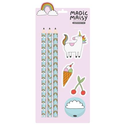 Magic Maisy Stationery Set