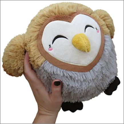 Mini Squishable Barn Owl II
