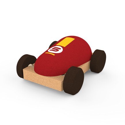 Elou Racing Car RED 5