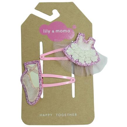 Flower Tutu and Ballet Shoe