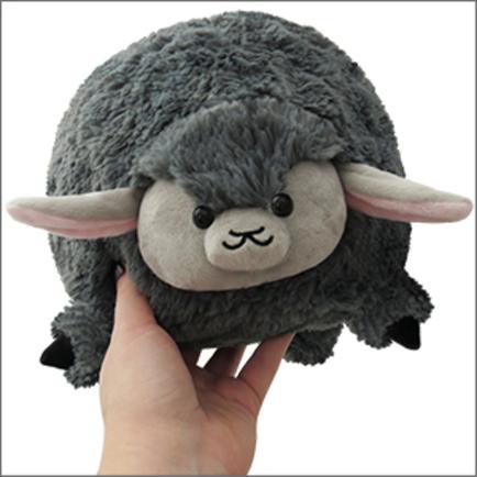 Mini Squishable Black Sheep, Limited Edition