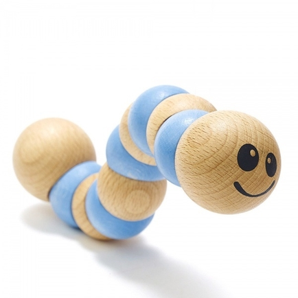 Earthworm - Blue
